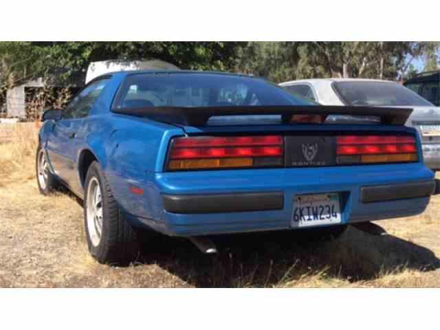 1987 Pontiac Firebird Formula | 1000165