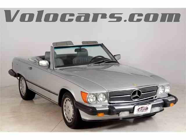 1986 Mercedes-Benz 560SL | 1001650