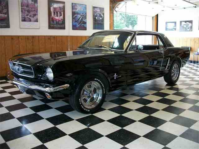 1965 Ford Mustang | 1001651