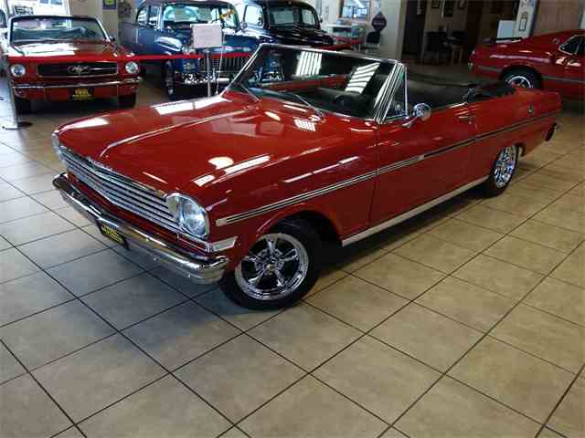 1963 Chevrolet Nova | 1001658