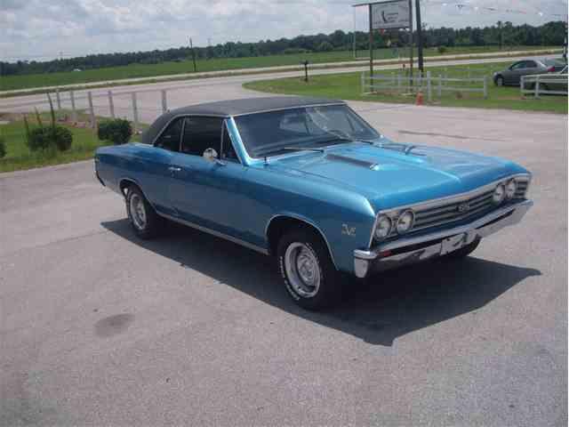 1967 Chevrolet Chevelle SS | 1000166
