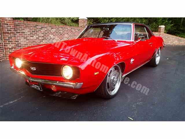 1969 Chevrolet Camaro | 1001660