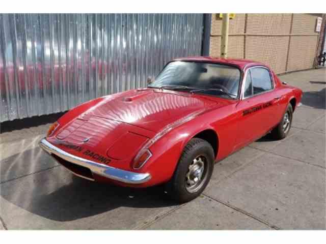 1969 Lotus Elan Plus 2 Coupe | 1001662