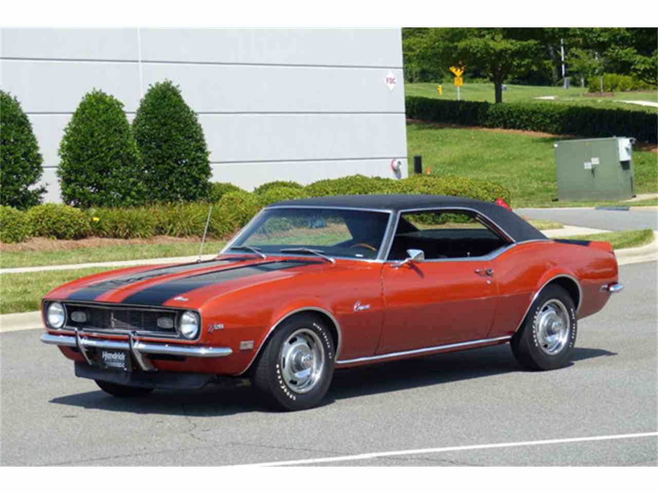 1968 Chevrolet Camaro Z28 For Sale Classiccars Com Cc