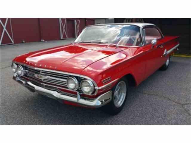 1960 Chevrolet Impala | 1001675