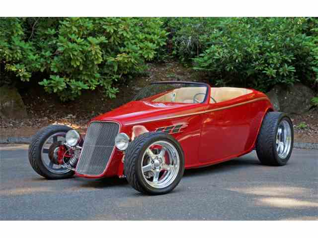 1933 Ford Roadster | 1000168