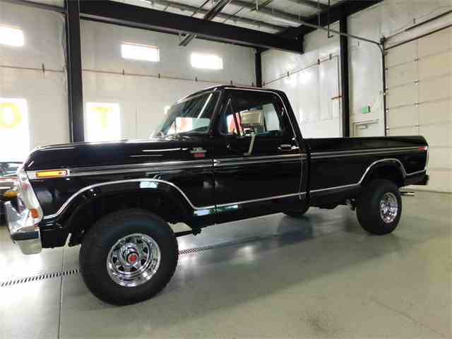 1979 Ford F150 Long Bed 4X4 | 1001680