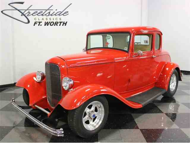 1932 Ford 5-Window Coupe | 1001684