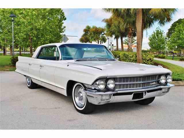 1962 Cadillac Series 62 | 1001685