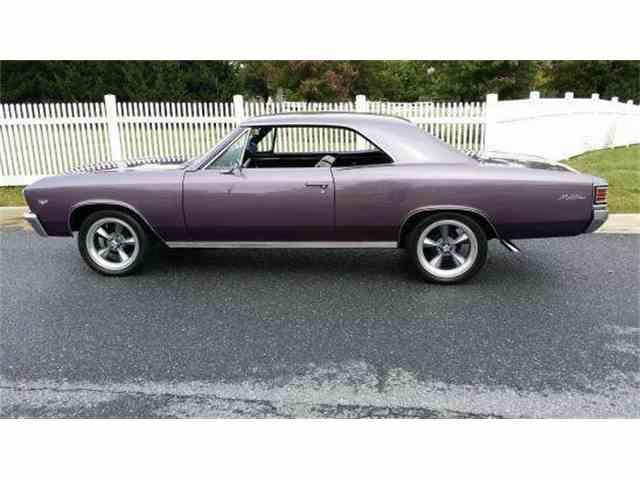 1967 Chevrolet Malibu | 1001688