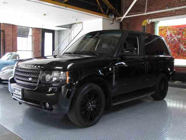 2012 Land Rover Range Rover | 1001692