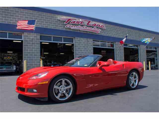 2008 Chevrolet Corvette | 1001695