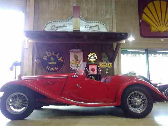 1954 MG TF | 1000017