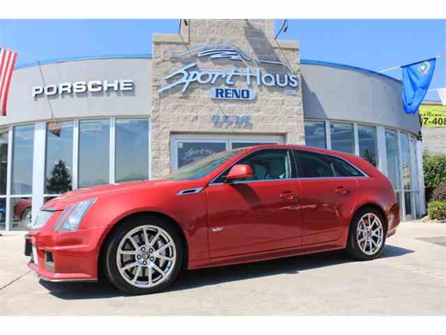 2013 Cadillac CTS | 1001700