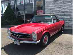 1967 Mercedes-Benz 280SL for Sale - CC-1001702