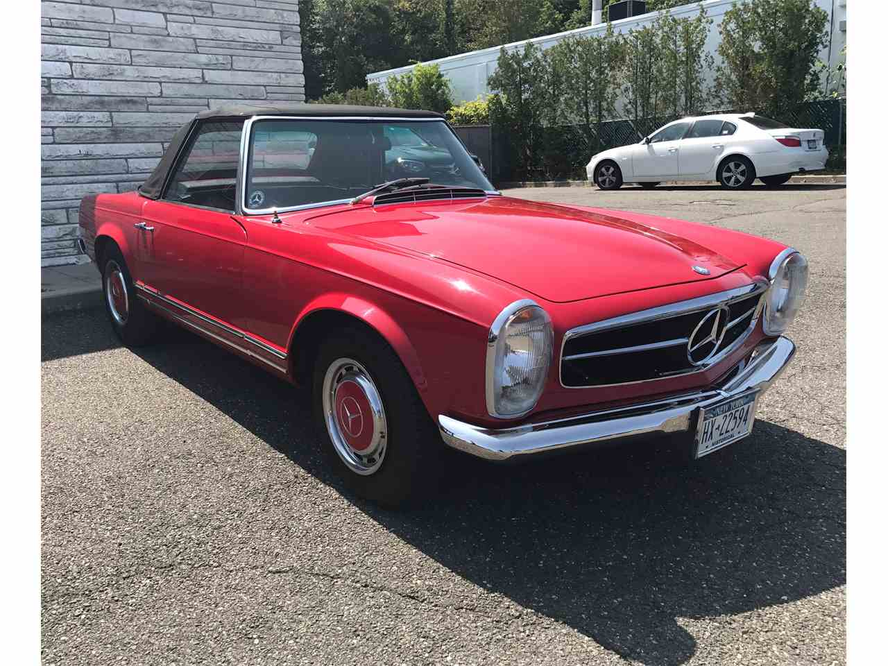 Large Picture of 1967 Mercedes-Benz 280SL Offered by a Private Seller - LGX2