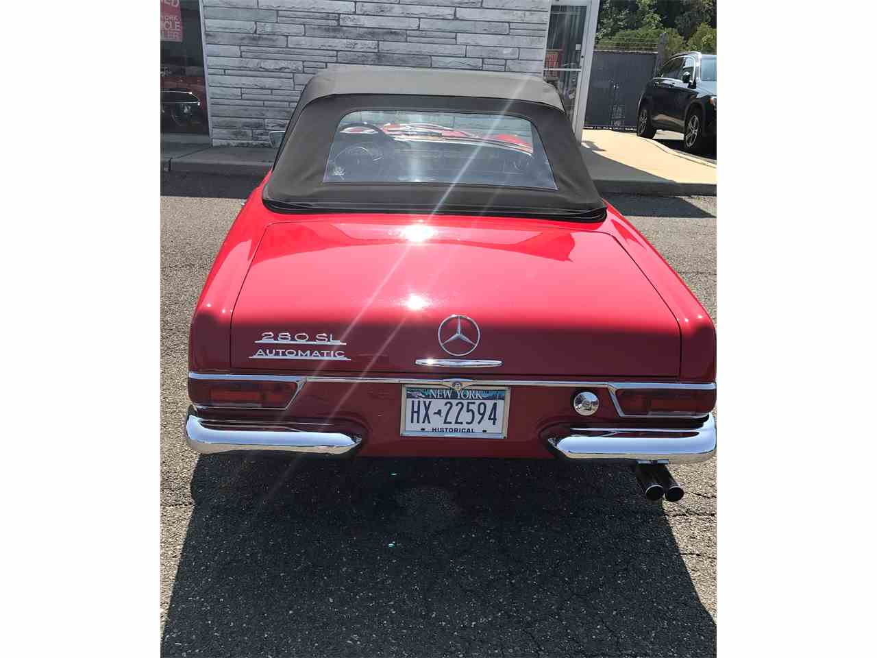 Large Picture of '67 Mercedes-Benz 280SL located in New York - LGX2