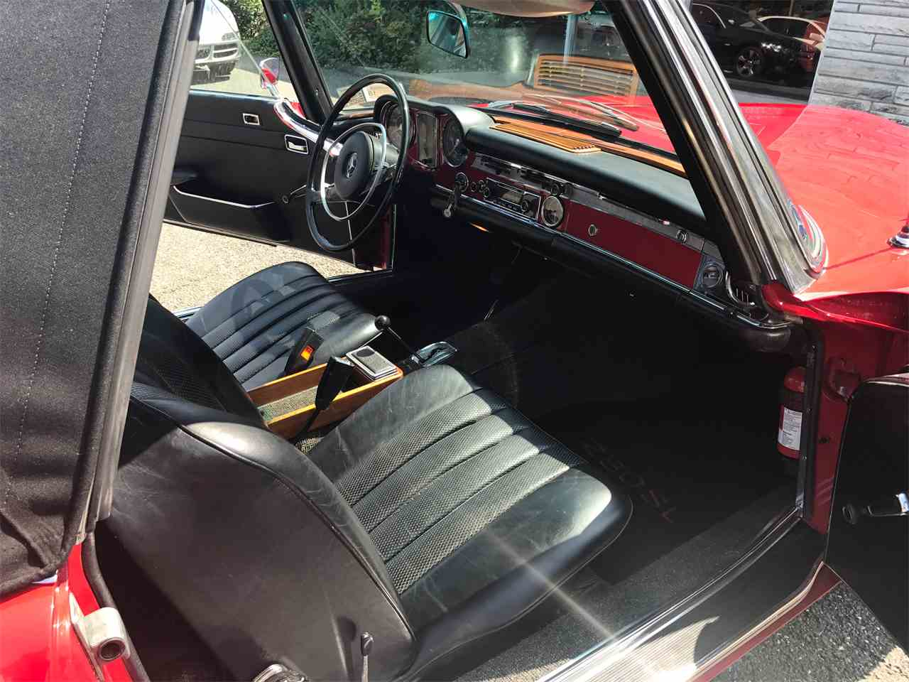 Large Picture of 1967 Mercedes-Benz 280SL - $58,000.00 - LGX2
