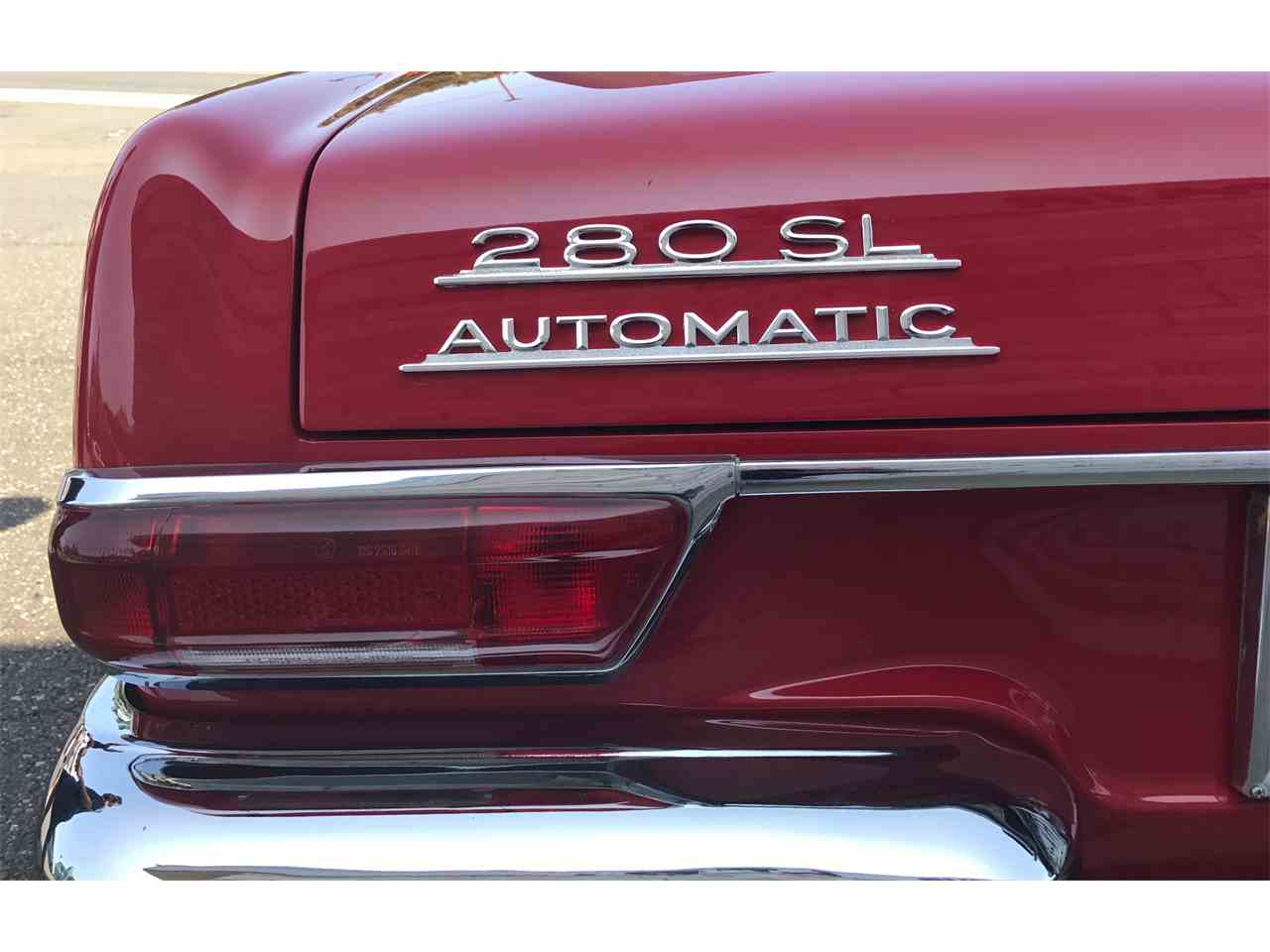 Large Picture of Classic 1967 Mercedes-Benz 280SL located in New York Offered by a Private Seller - LGX2
