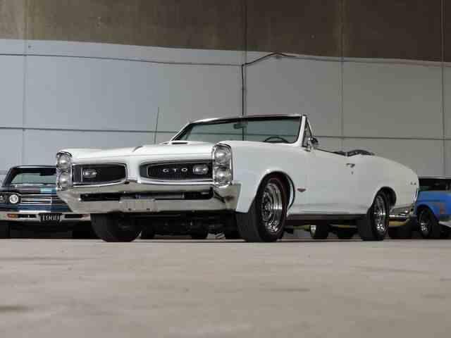1966 Pontiac GTO | 1001703