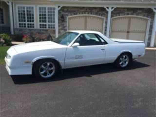 1986 Chevrolet El Camino | 1001704