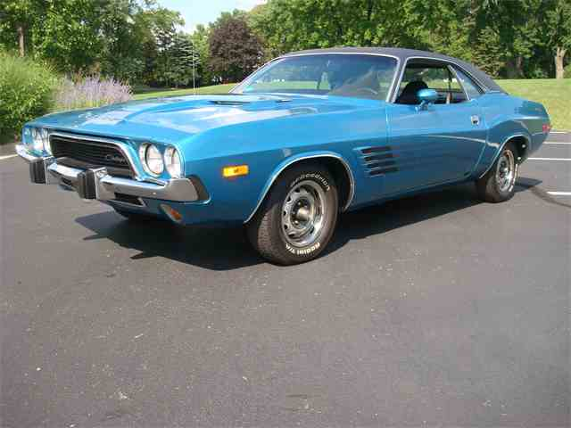 1974 Dodge Challenger For Sale On Classiccars Com