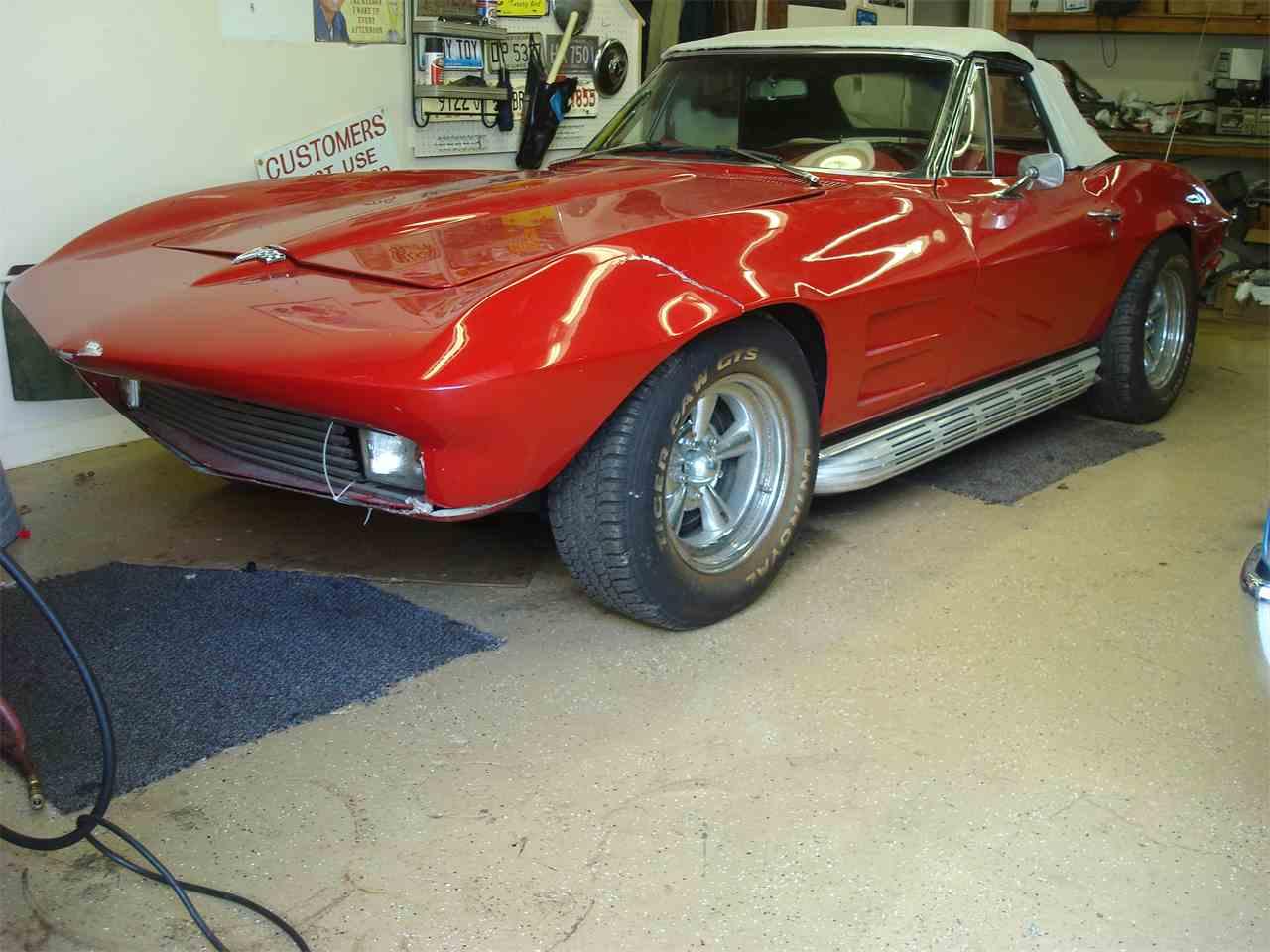 Large Picture of '63 Corvette - LGX6