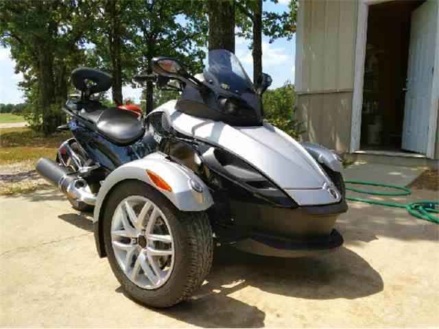 2009 Can Am Spyder | 1001708