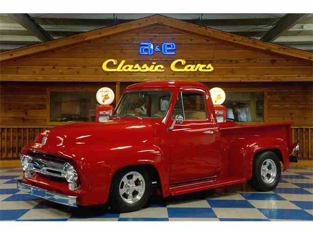 1955 Ford F100 | 1001713