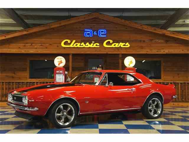 1967 Chevrolet Camaro | 1001722
