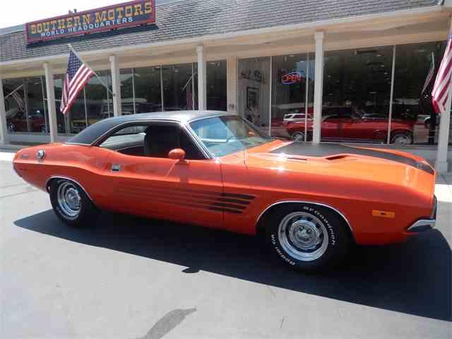 1972 Dodge Challenger | 1001723