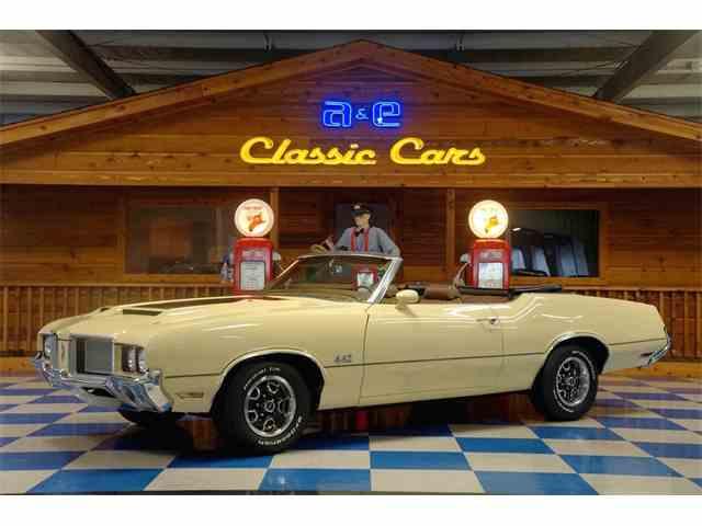 1972 Oldsmobile 442 | 1001726