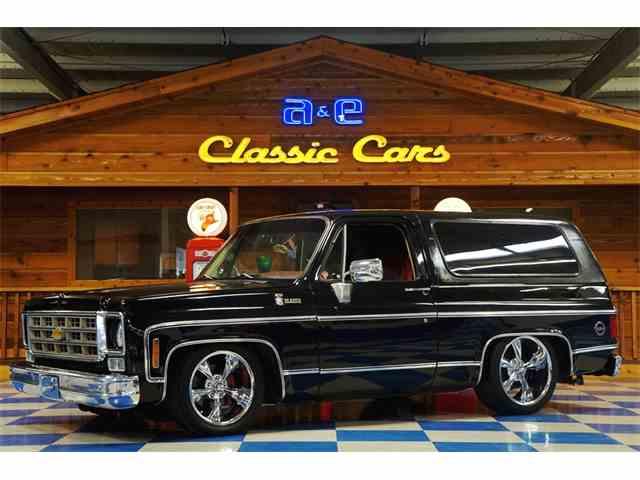 1978 Chevrolet Blazer | 1001727