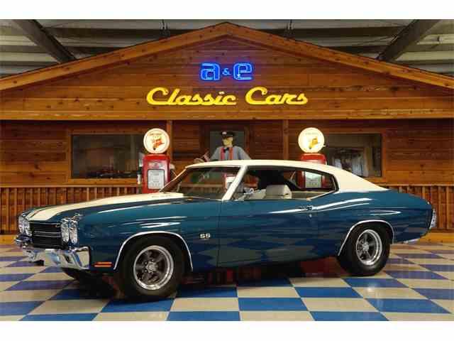 1970 Chevrolet Chevelle | 1001731