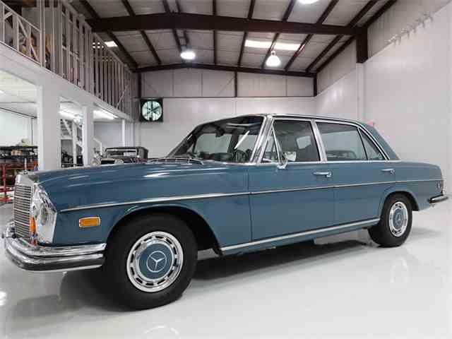 1971 Mercedes-Benz 300SEL | 1001733