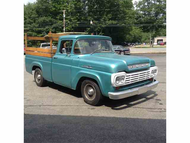 1959 Ford F100 | 1001734