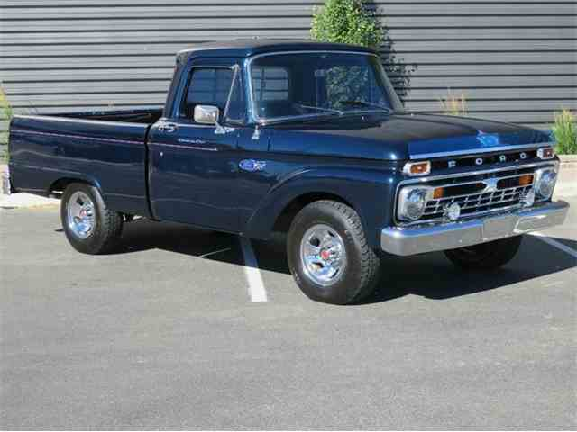 1966 Ford F100 | 1001735