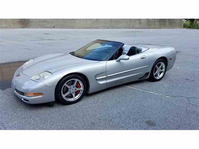 2000 Chevrolet Corvette | 1000174