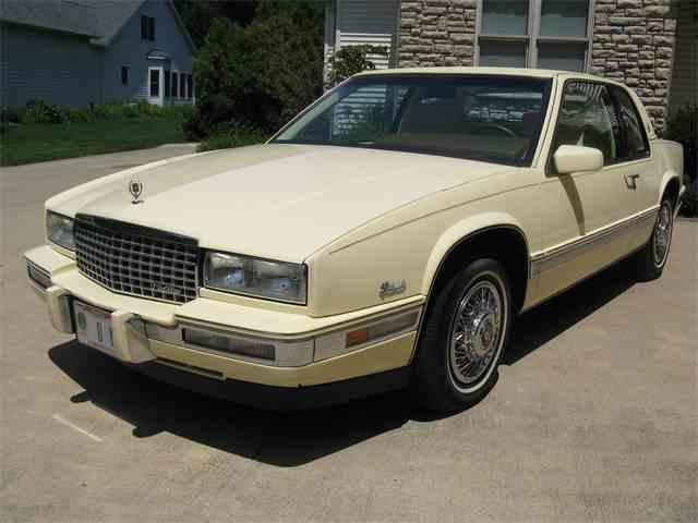 1988 Cadillac Eldorado | 1001740