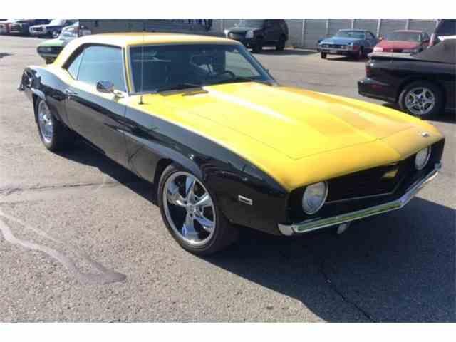 1969 Chevrolet Camaro | 1000175