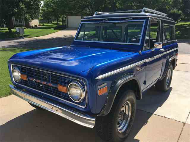 1970 Ford Bronco | 1001753