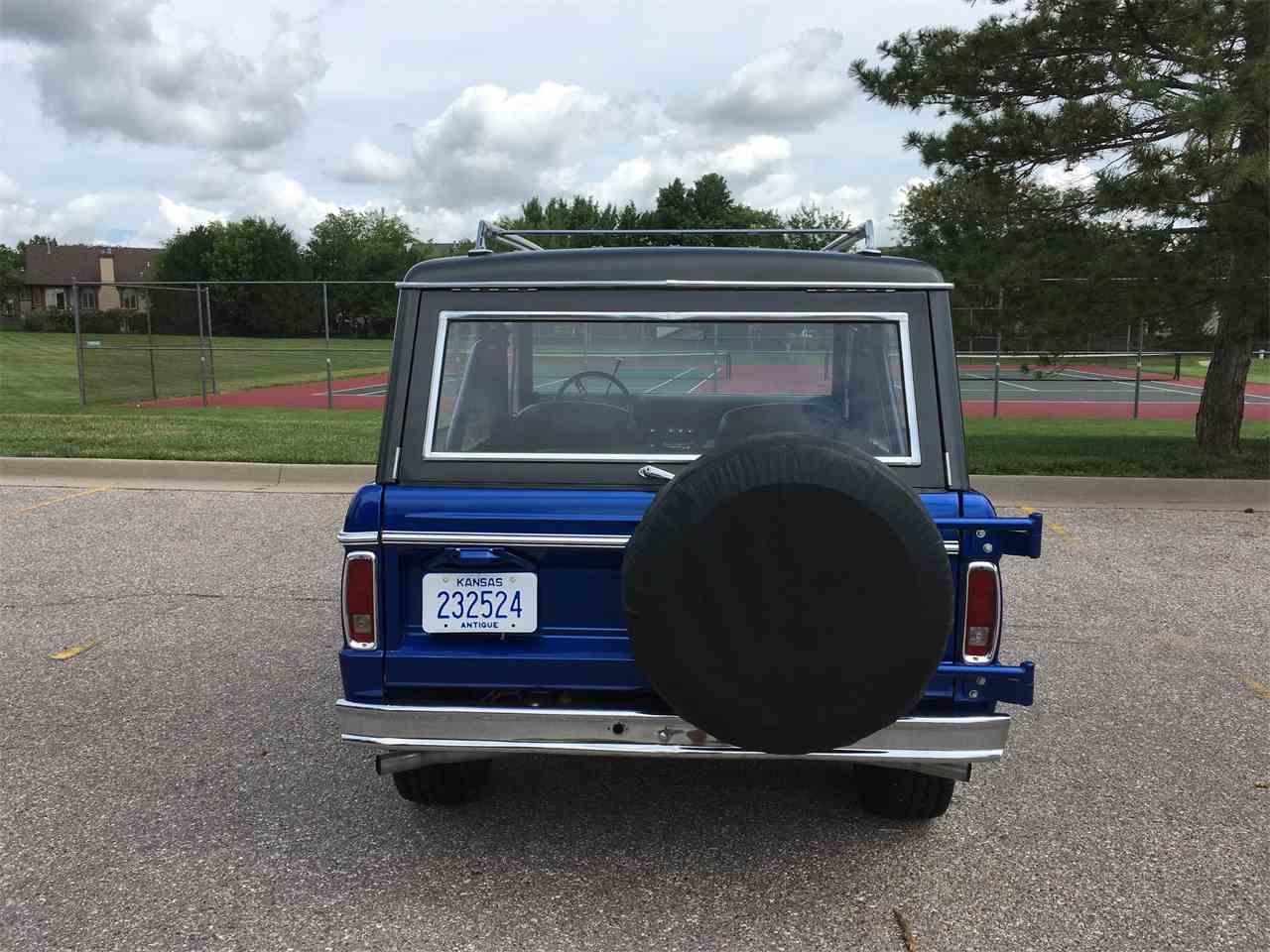1970 ford bronco for sale cc 1001753. Black Bedroom Furniture Sets. Home Design Ideas