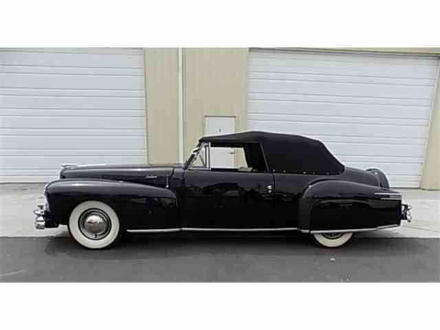 1948 Lincoln Continental | 1000176
