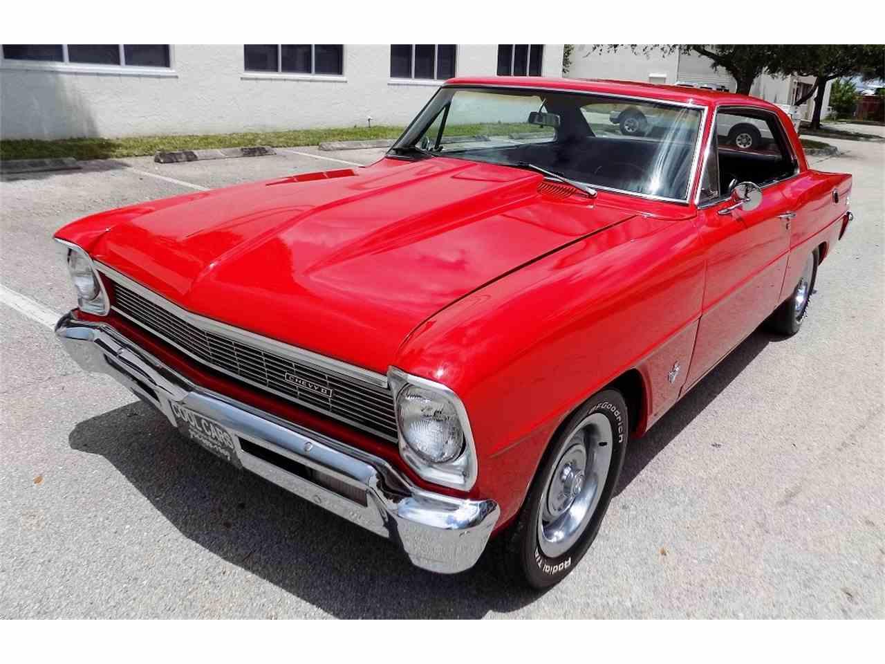 Chevrolet Nova For Sale ClassicCarscom CC - Pompano classic cars