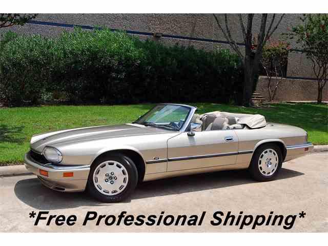 1996 Jaguar XJS | 1001773