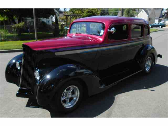 1937 Packard Custom 4dr Sedan | 1001774