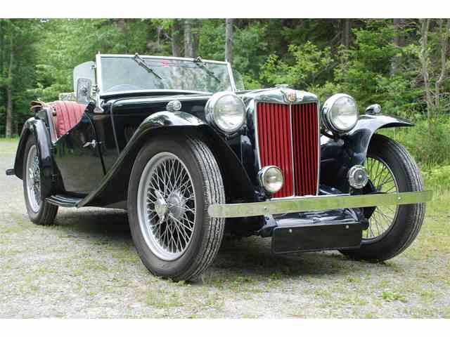 1947 MG TC | 1001778