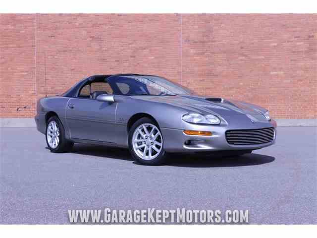 2002 Chevrolet Camaro SS | 1000178