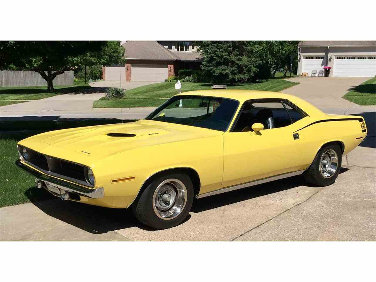 Classic Plymouth Barracuda For Sale On Classiccars Com Available