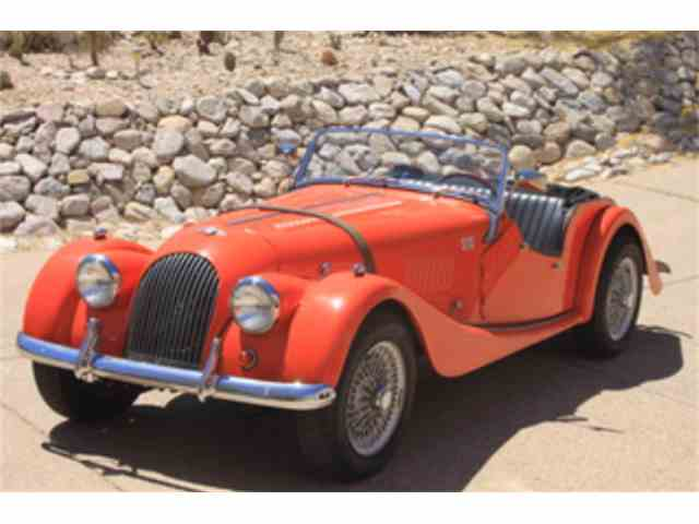 1968 Morgan Plus 4 with  | 1001784